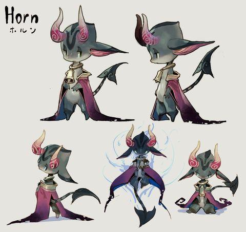 小悪魔ホルン