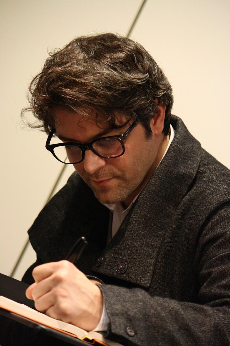 27.2.2012 Samuele Bersani @ FNAC Verona