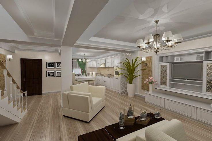 Design interior living de lux Constanta