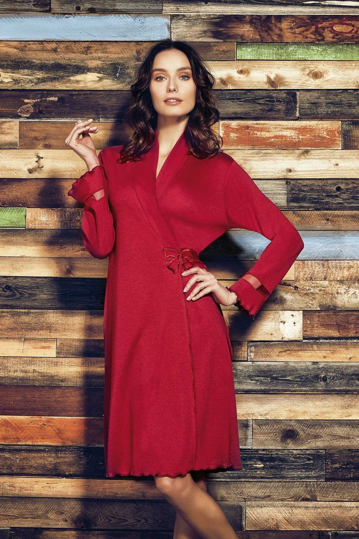 model #AnastasiaBohuckaUchanova in the new Fall/Winter Andra Dreamwear 2015 campaign concept by @LiberiCreativi photographer #danniegarcia