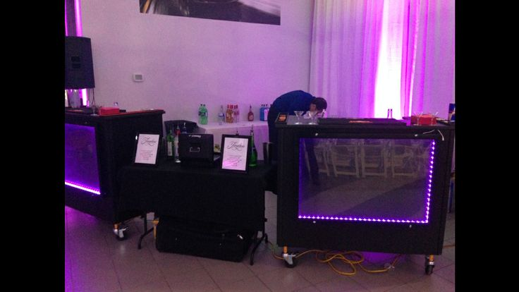 Do you need a portable bar and or lighting for your wedding(Elite Bartending has these with many options) Visit our website www.elitebartending.weebly.com