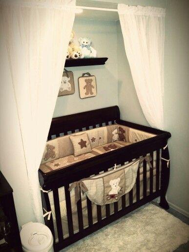Best 25 Crib In Closet Ideas On Pinterest Organize Baby
