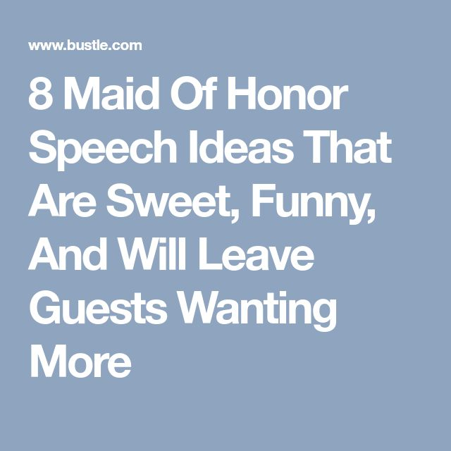 Maid of Honor Speech Examples for Your Sister u2026 Pinteresu2026 - new leave application letter format for brother marriage