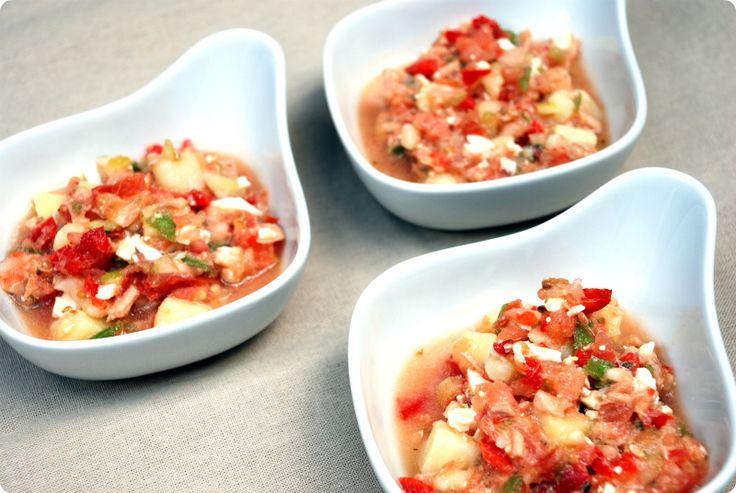 Ensalada campera | Termomix | Pinterest | Tacos, Bonito and Chang'e 3