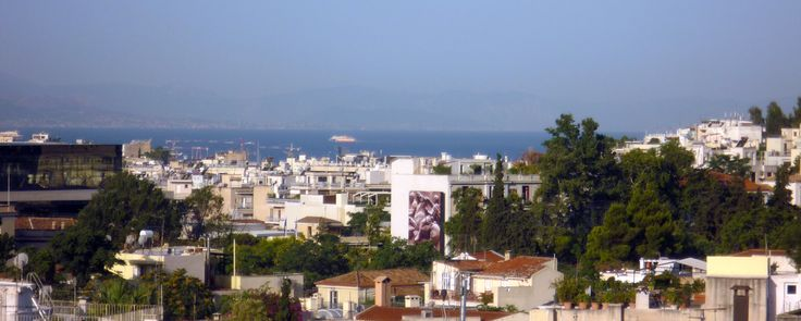 Summer in Athen