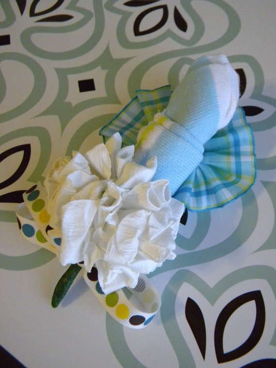 39 Best Images About Baby Shower Corsage Ideas On