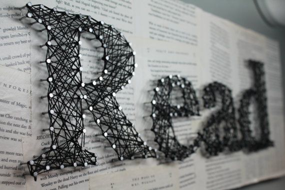 Nail Art Pattern Read Design Nail String Art Wood Crafts String Art Designs DIY…