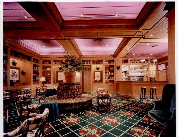 Audubon Bar Grand Hotel Mackinac Island Michigan The