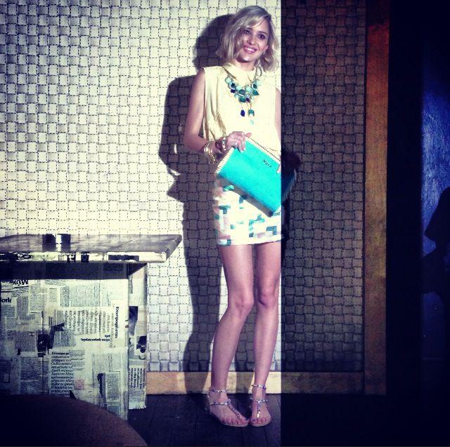 Summer SS14 backstage! #Doca #backstage #fashion #trends #ss14 www.doca.gr