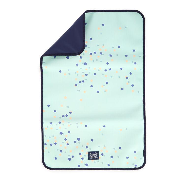 Turystyczny i bardzo praktyczny przewijak Feeria Confetti Mint!