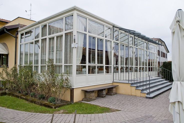 Square Garden Conservatories