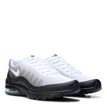 Nike Men's Air Max Invigor Sneaker Shoe  http://www.famousfootwear.com/en-US/Product/71330-1034023/Nike/Black_White_Grey/Mens+Air+Max+Invigor+Sneaker.aspx  #nike #nike trainera #airmax