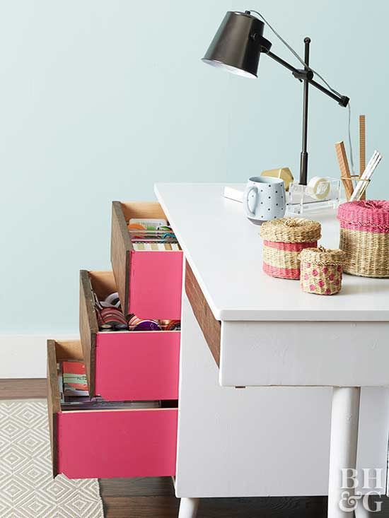 Put leftover paint to work with one of these clever DIY projects.