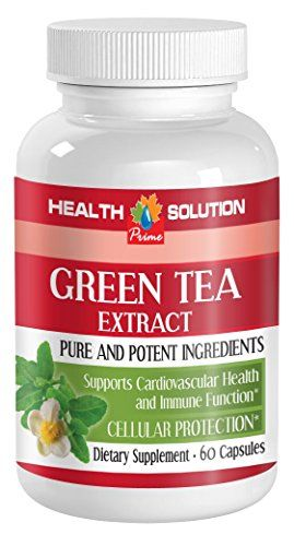 Green tea - GREEN TEA EXTRACT - weight loss supplement (1 Bottle) >>> You can find more details by visiting the image link.