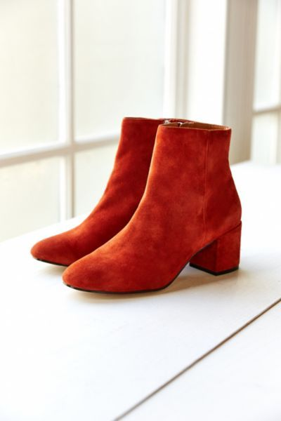 Thelma Suede Ankle Boot