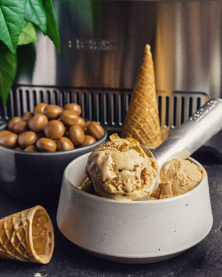 Карамельное мороженое — как способ сбежать от летнего зноя
