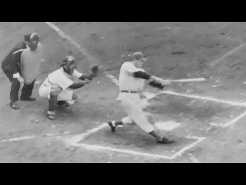 1945 World Series Game 1: Chicago Cubs 9 Detroit Tigers 0; Universal Newsreel Oct 3, 1945 https://www.youtube.com/watch?v=U90YiNGXAZM #baseball #history #MLB