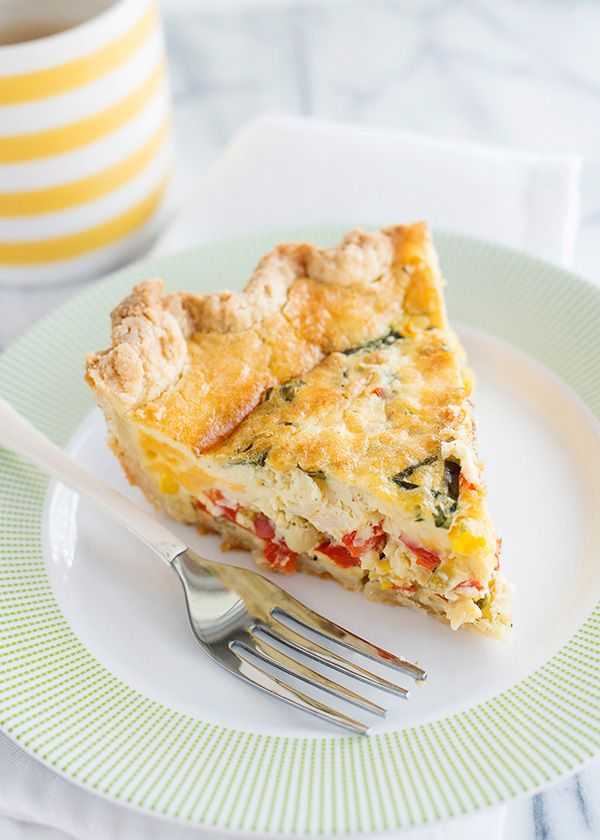 333 best quiche recipes images on pinterest pies quiches and tarts corn bacon basil and cheddar quiche forumfinder Choice Image