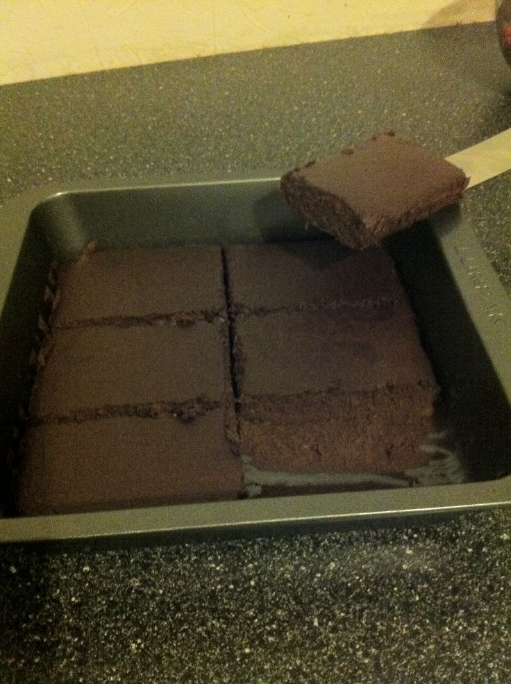 Slimming world brownies 3 syns for the whole pan 2 large sweet potatoes 4 eggs 1Tbsp truvia 2 Tbsp cocoa powder (3 syns) Bake the sweet potatoes, remove from skins and mash. When cool whisk in rest of ingredients well and bake at 200 for 20 minutes