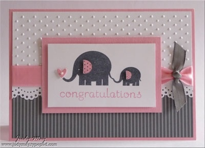 So cute!! (Stampin Up?) butterflyjy1883