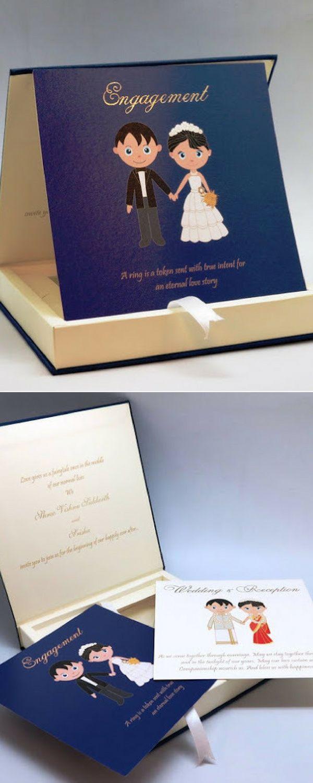friends marriage invitation wordings india%0A Lotus Designer Wedding Cards Illustration Wedding Invitation  Glittering  Navy Laser Cut Gatefold invite with Blush