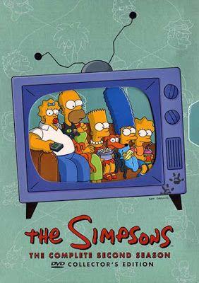 Os Simpsons 2ª Temporada 720p Dublado Torrent
