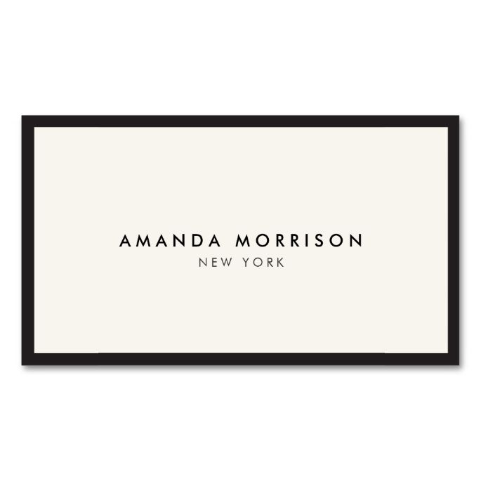 Elegant and Refined Luxury Boutique Black/Ivory Double-Sided Standard Business Cards (Pack Of 100). This great business card design is available for customization. All text style, colors, sizes can be modified to fit your needs. Just click the image to learn more!