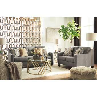 Javion 3 Piece Living Room Set Cheap Living Room Sets Furniture