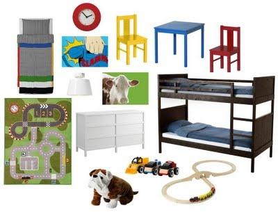 Kids Room For Boys