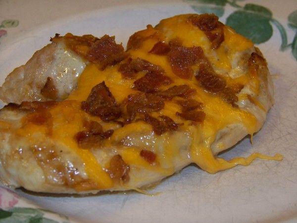 Cheddar Bacon Chicken