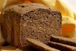 испечь черный хлеб в хлебопечке