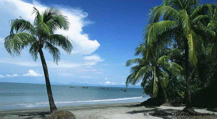 Explore The Beauty Of Caribbean: 11 Best St. Martin's Island At Cox's Bazar, Bangladesh