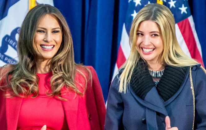 Melania And Ivanka Recieved BRILLIANT NEWS Today – This Is GREAT For The First Family