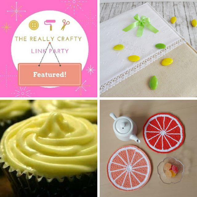 Keeping it Real: The Really Crafty Link Party #71 featured posts!