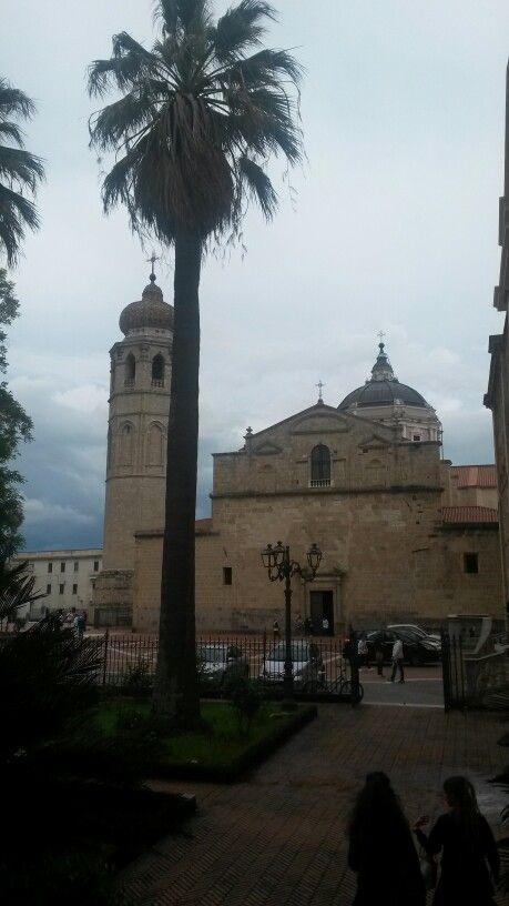 #Oristano - ingresso Cattedrale  di Santa Maria