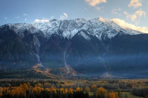 Mt. Currie~ Pemberton BC