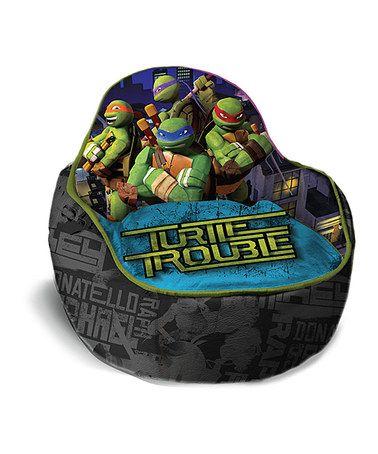 Take A Look At This Ninja Turtles Sofa Bean Bag Chair By Teenage Mutant