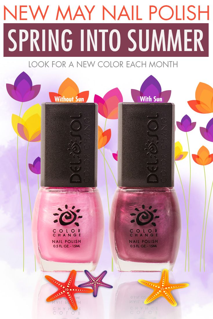 15 best Del Sol Nail Polish of the Month images on Pinterest | Nail ...