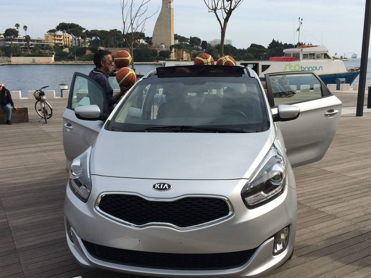 Kia Carens ed Enel Basket Brindisi | Flickr - Photo Sharing!