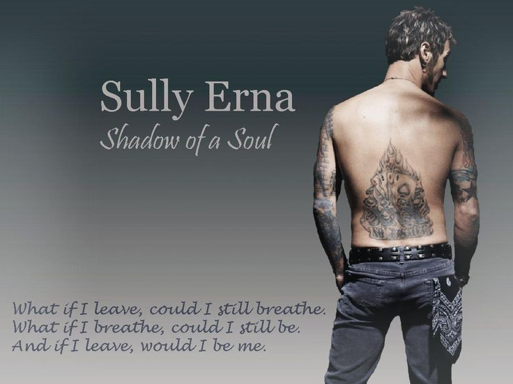 Sully Erna - Godsmack, The Oracle, Shadow of a Soul