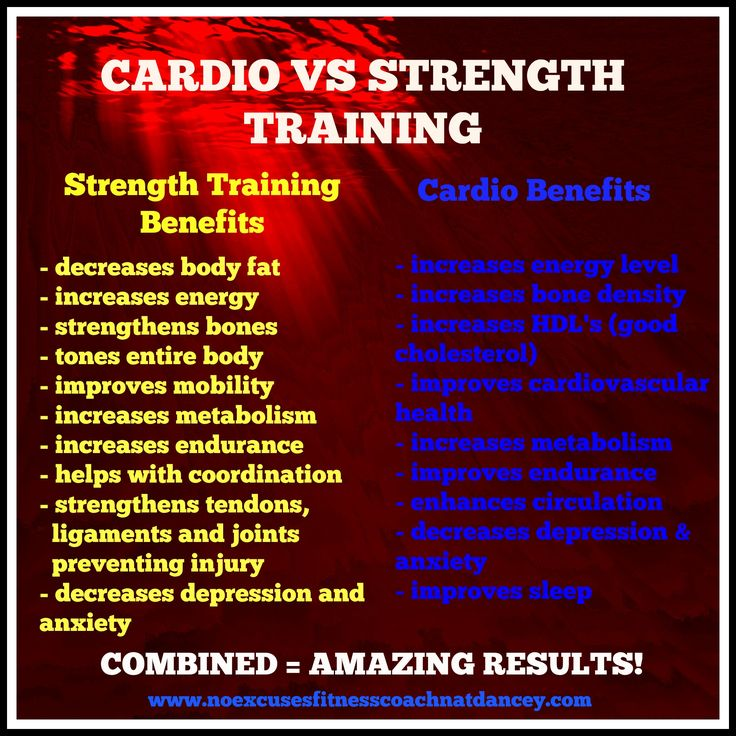 cardio vs weight training Now available - picturefit tees, tanktops, and more store:   cardio and burning fat they tend to go hand in hand but is it possible.