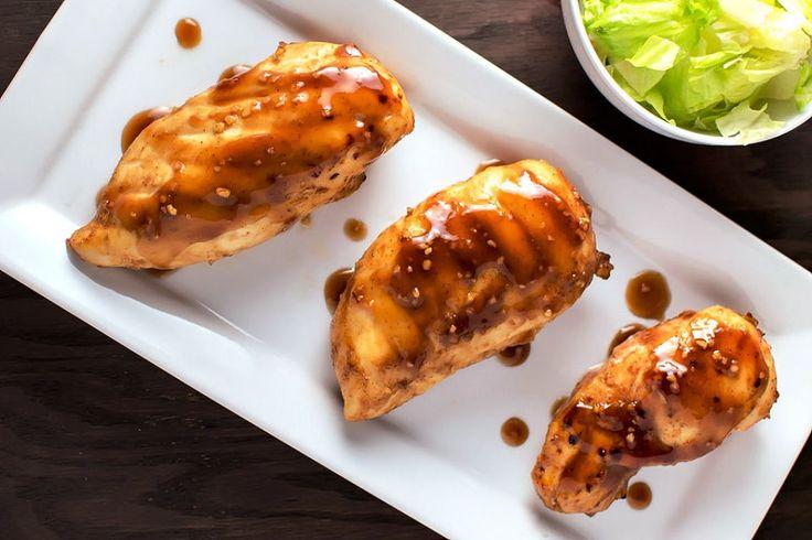 Κοτόπουλο με μέλι και σουσάμι Δεν είναι ένα τυχαίο κοτόπουλο, είναι τόσο νόστιμο…