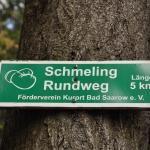 Schmeling-Rundweg Bad Saarow am Scharmützelsee