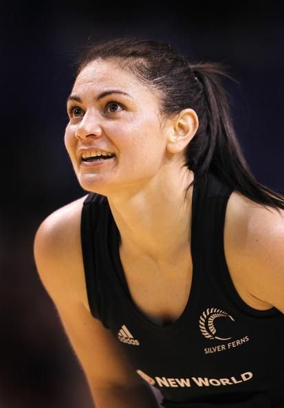 Samoan/Maori Temepara Anne George, MNZM, formerly Temepara Clark, is a New Zealand international netball player. She was a member of the Silver Ferns national squad in 1996, and from 2000–2011