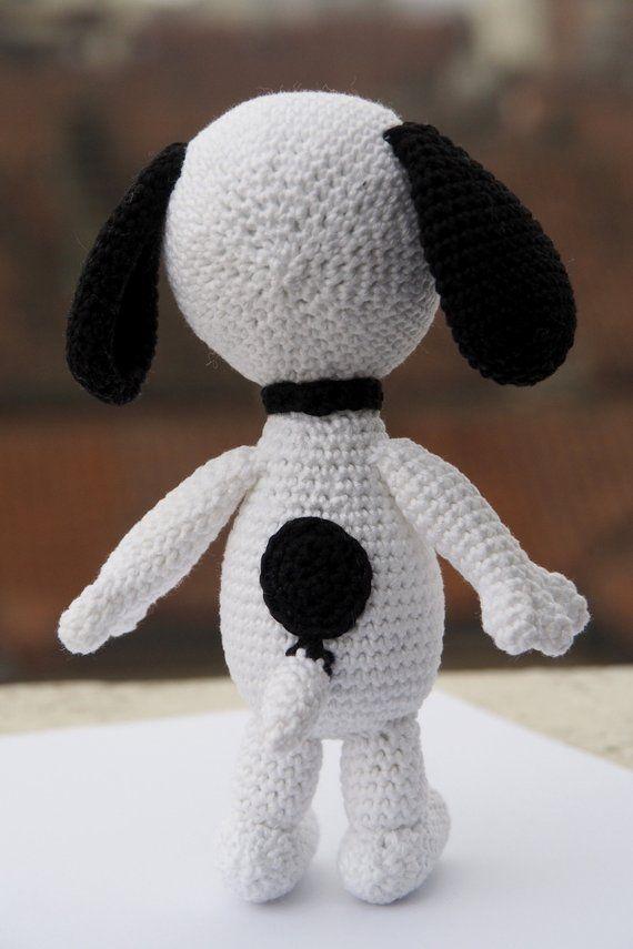 Snoopy e Woodstock Amigurumi(receita de amigurumibrasil.com.br ... | 855x570