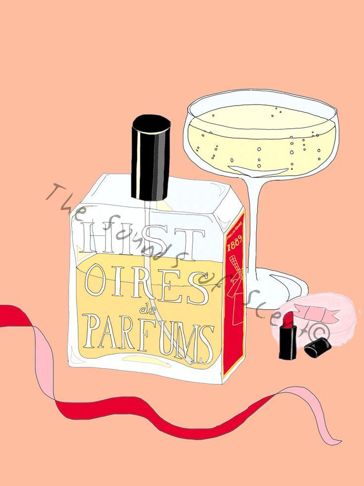 Moulin Rouge Histoires de parfums