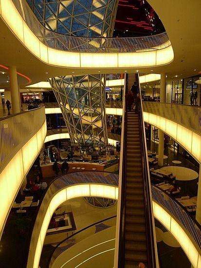 MyZeil Shopping Mall - Frankfurt, Frankfurt Am Main, Germany