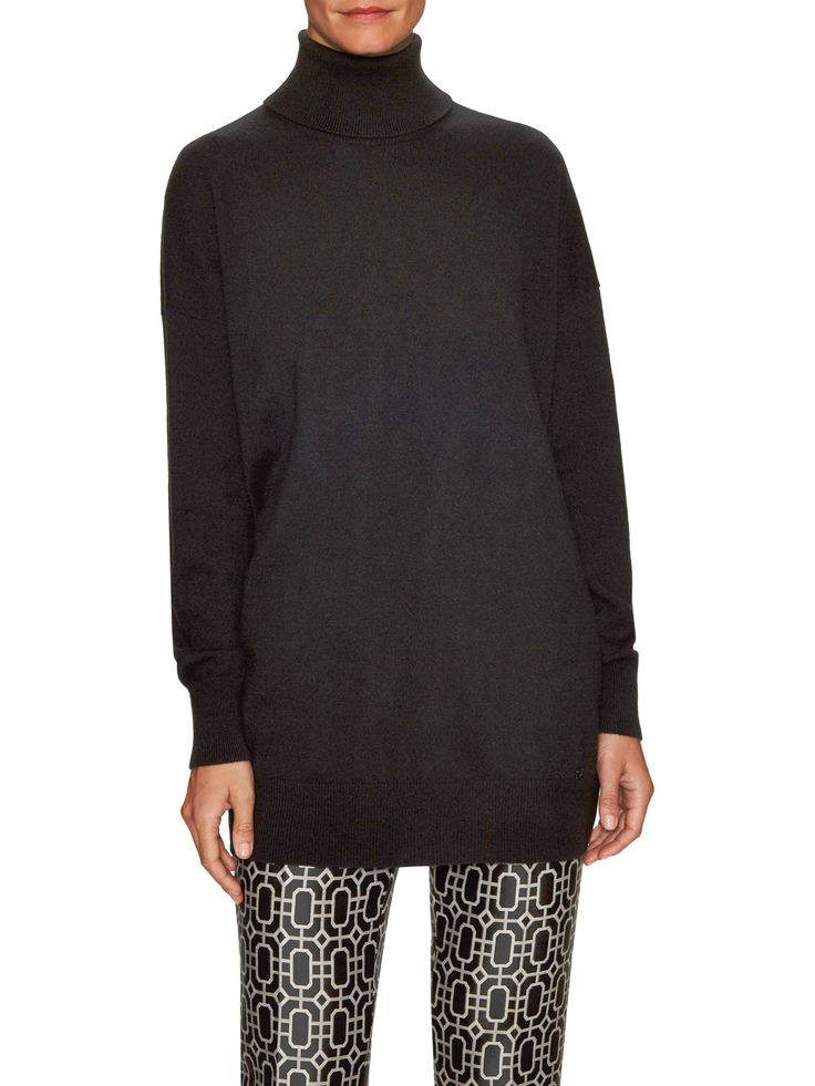 Cashmere Ribbed Turtleneck Sweater by Gucci Clothing & Accessories at Gilt