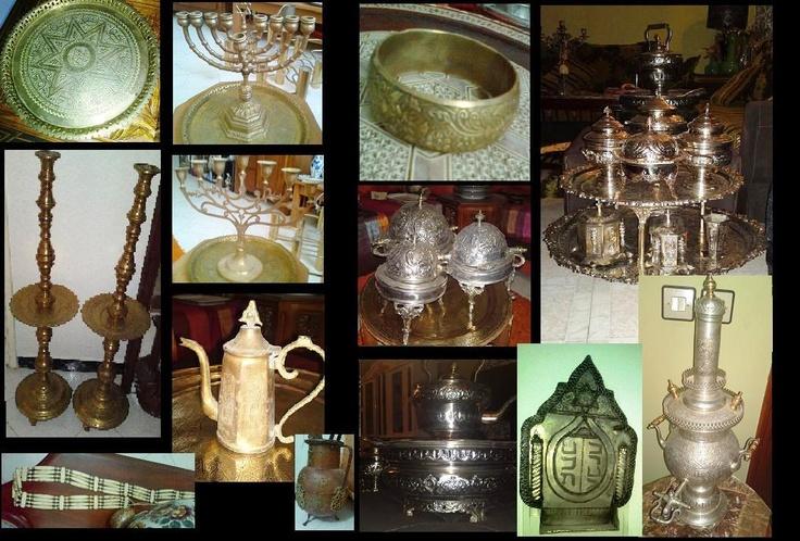 Artisanat juif marocain