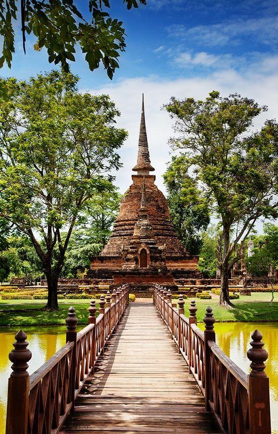 สุโขทัย (Sukhothai, Thailand)